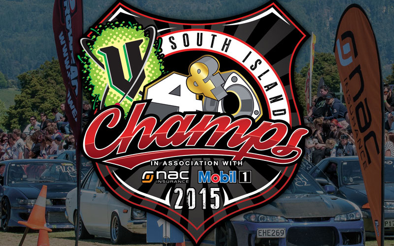 V4 & Rotary South Island Champs Sunday November 8th, 2015 Saxton Stadium, Nelson