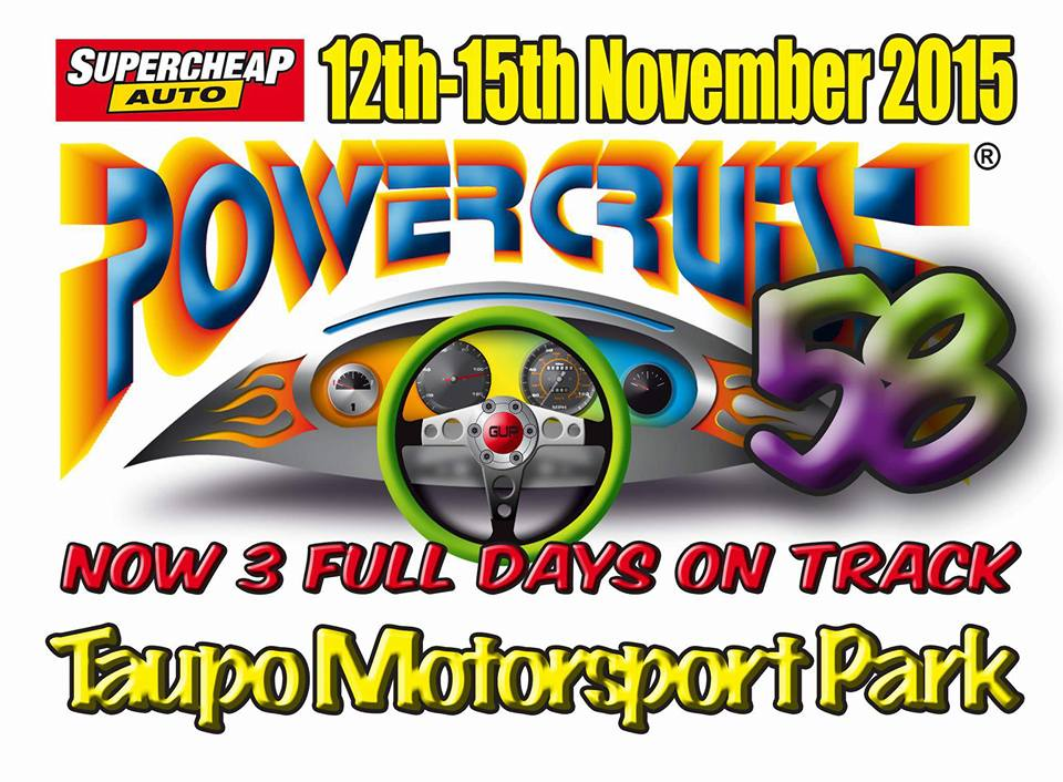 Powercruise Taupo 2015
