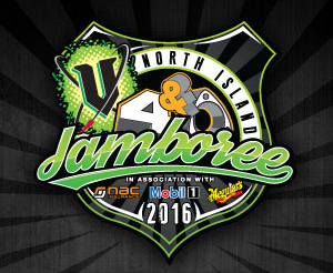 V4 & Rotary North Island Jamboree Sunday March 6th, 2016 Manfield, Fielding